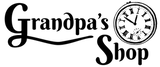 Grandpa's Pocket Watch Shop - Logo